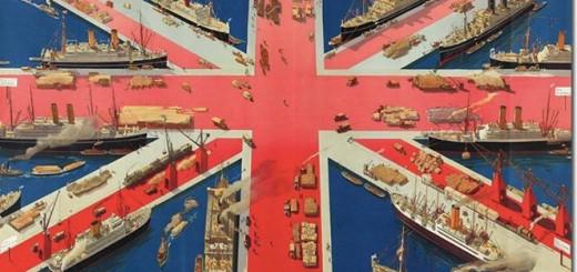 British Empire graphic